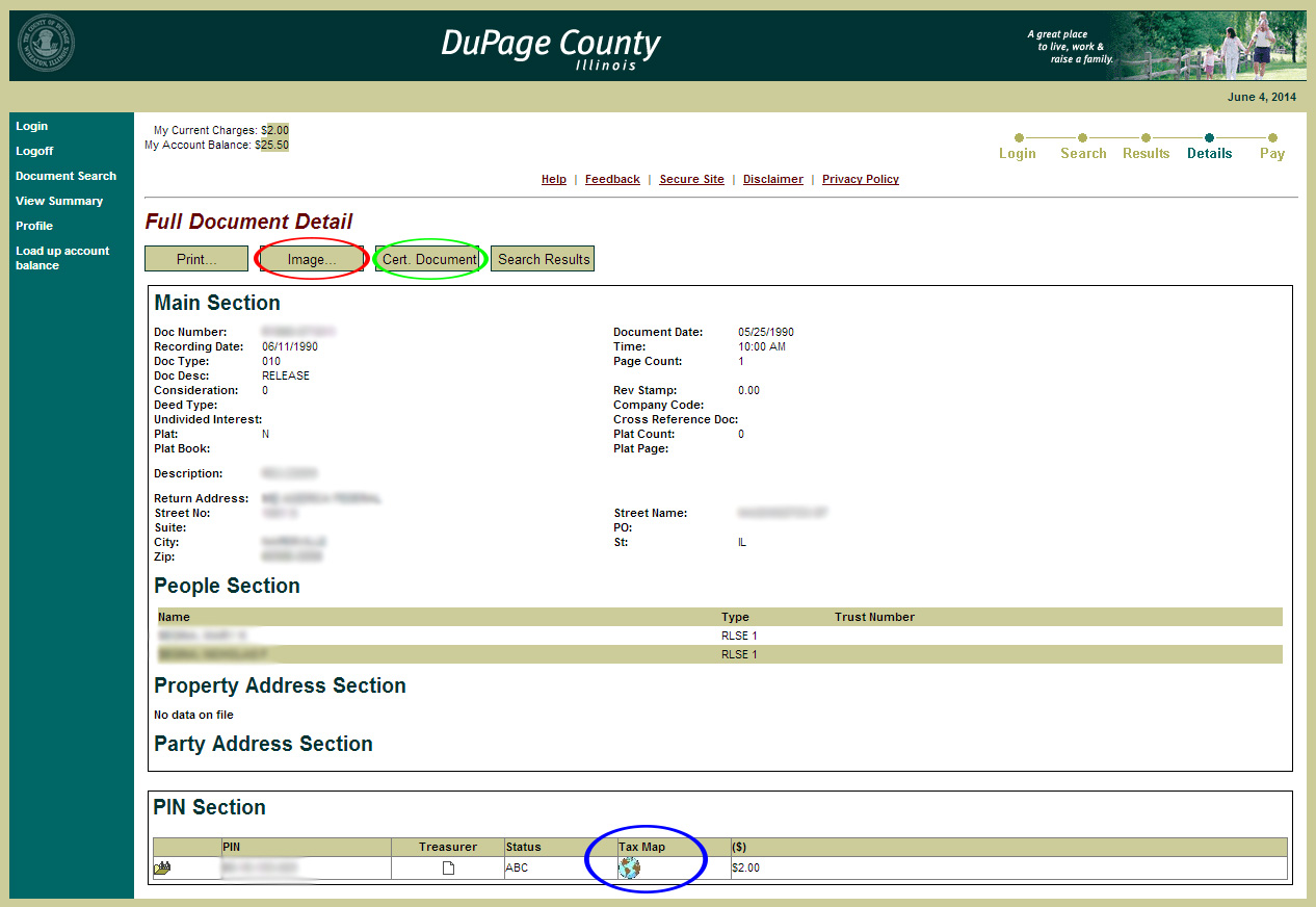 Dupage Search Tool copy